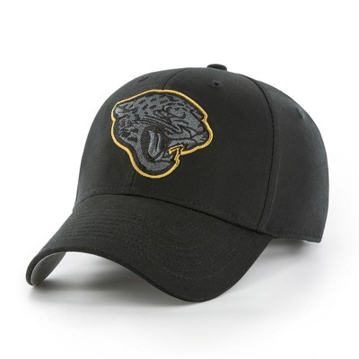 NFL Jacksonville Jaguars Classic Black Adjustable Cap/Hat by Fan Favorite