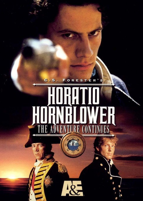 Horatio hornblower:Adventure continue (DVD) - image 1 of 1