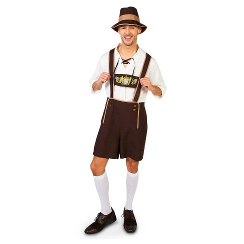 Men's Oktoberfest Costume - image 1 of 1