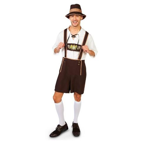 0c4e3a955c4 Men's Oktoberfest Costume