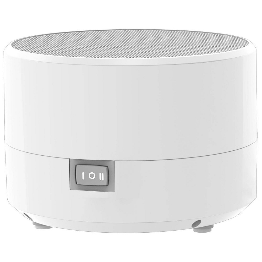 Image of Big Red Rooster Natural Fan Noise Sound Machine - White
