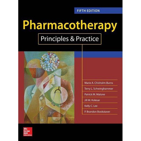 Pharmacotherapy Principles and Practice, Fifth Edition - 5th Edition (Hardcover) - image 1 of 1