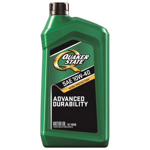 10W40 Engine Oil - Quaker State - image 1 of 2