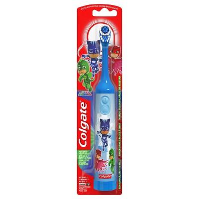 Colgate Kids Battery Powered Toothbrush PJ Masks Extra Soft - 1ct