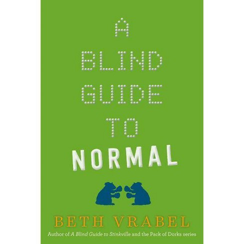 A Blind Guide to Normal - by  Beth Vrabel (Paperback) - image 1 of 1