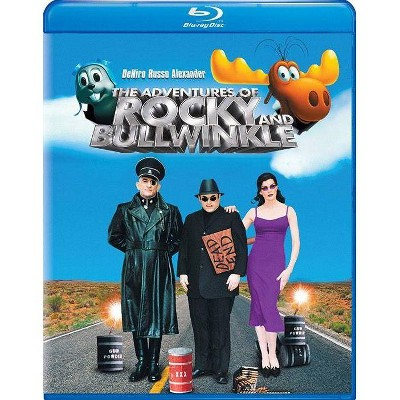 The Adventures of Rocky and Bullwinkle (Blu-ray)(2018)