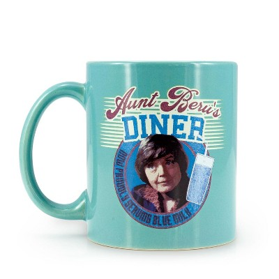 Seven20 Star Wars Aunt Beru Coffee Mug |Star Wars Coffee Cup | 11-Ounce Size