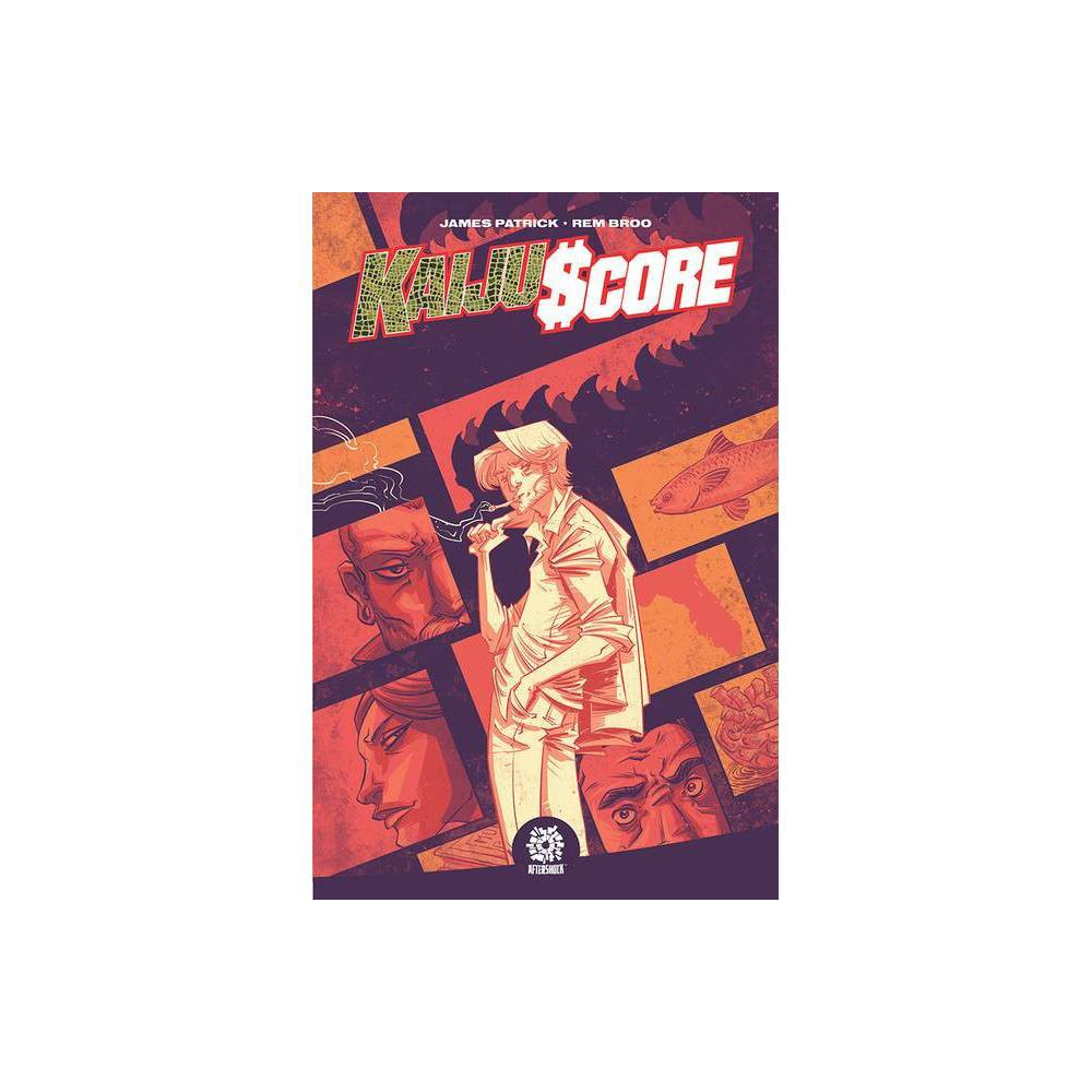 Kaiju Score By James Patrick Paperback
