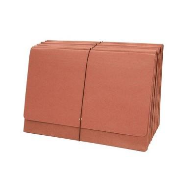 "Staples Expanding Wallets Lgl 10"" x 15"" 5 1/4"" Expan 10/BX TR422618/422618"