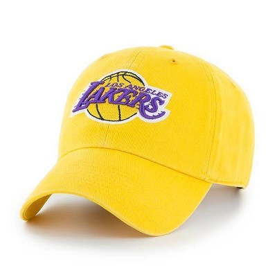 NBA Los Angeles Lakers Men's Cleanup Hat