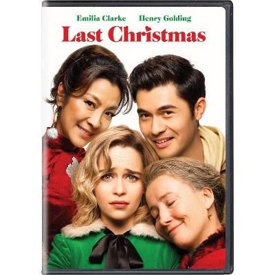 Last Christmas (DVD)(2020)