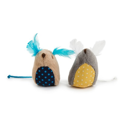 SmartyKat Mouse Mates Cat Toy - image 1 of 5