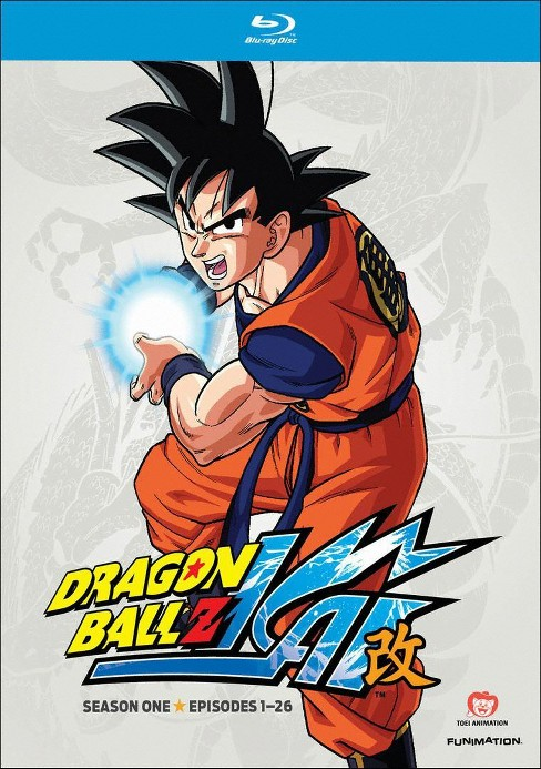 Dragon ball z kai:Season one (Blu-ray) - image 1 of 1