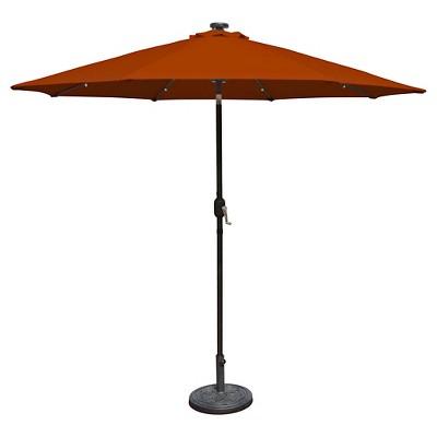 Island Umbrella Mirage Fiesta 9' Market Umbrella