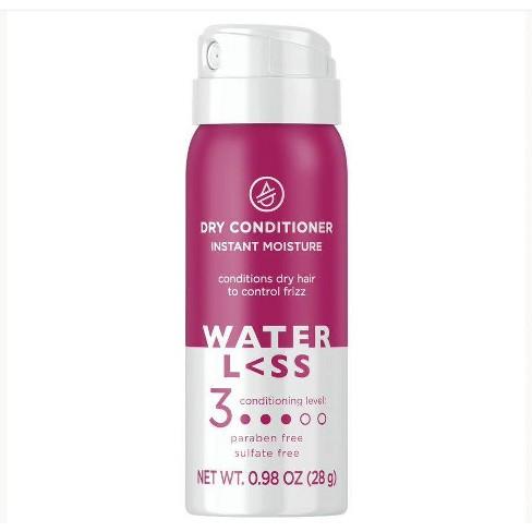 Waterless Dry Conditioner Instant Moisture 1 5oz Target