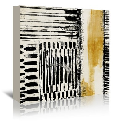Americanflat No Borders IV by PI Creative Art Wrapped Canvas