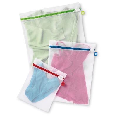 Whitmor - Lingerie Bags - Clear
