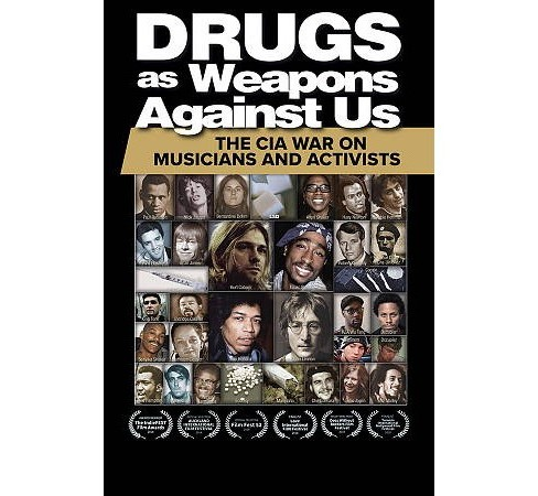 Drugs As Weapons Against Us:Cia War O (DVD) - image 1 of 1