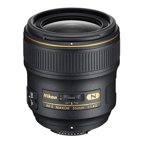 Nikon 35mm f/1.4G AF-S NIKKOR Lens - U.S.A. Warranty - image 1 of 1