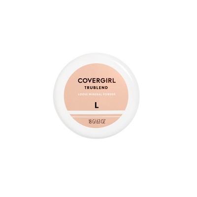 Covergirl® Tru Blend Loose Powder 410 Translucent Light .63oz by Covergirl