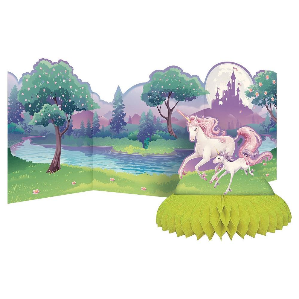 Unicorn Fantasy Centerpiece