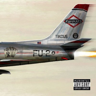 Eminem - Kamikaze [Explicit] (CD)