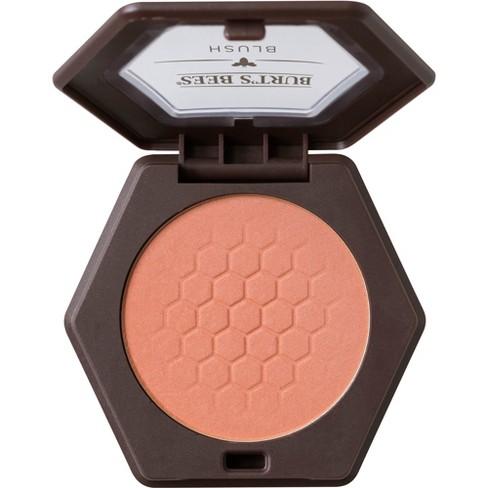 Burt's Bees 100% Natural Blush With Vitamin E - Bare Peach - 0.19oz : Target