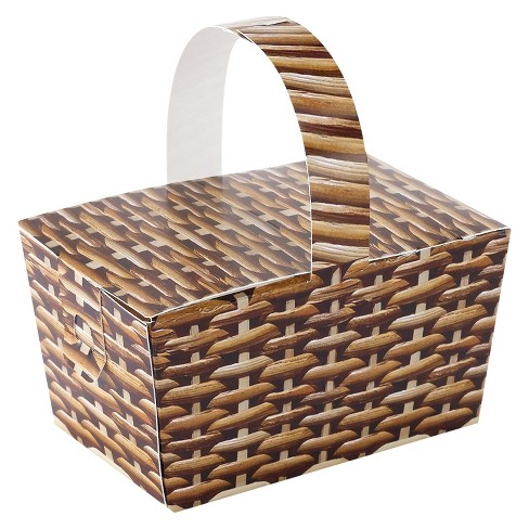 8 ct Basket Favor Boxes - image 1 of 1