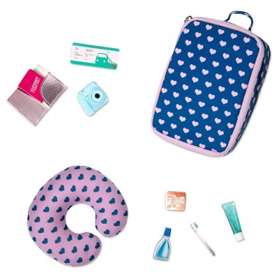 """Our Generation Travel & Luggage Set for 18"""" Dolls - Off We Go"""