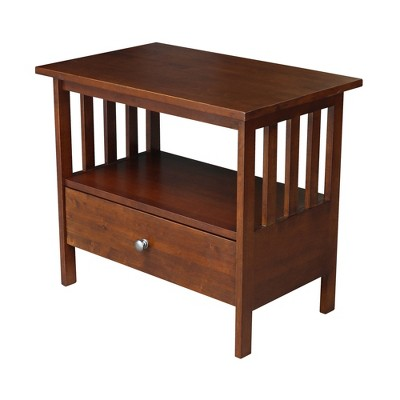 """28"""" Thomas Mission Entertainment TV Stand - International Concepts"""