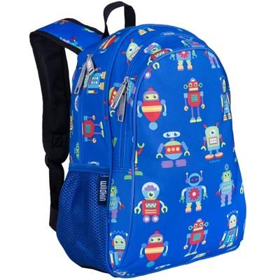 Wildkin Robots 15 Inch Backpack