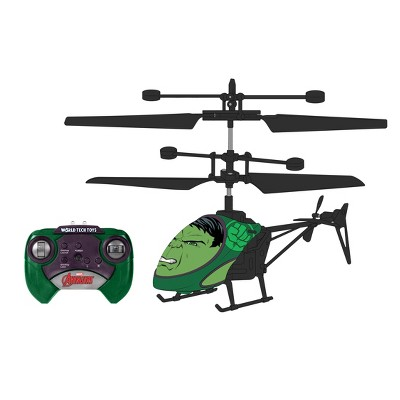 World Tech Toys Marvel Hulk 2CH IR Helicopter