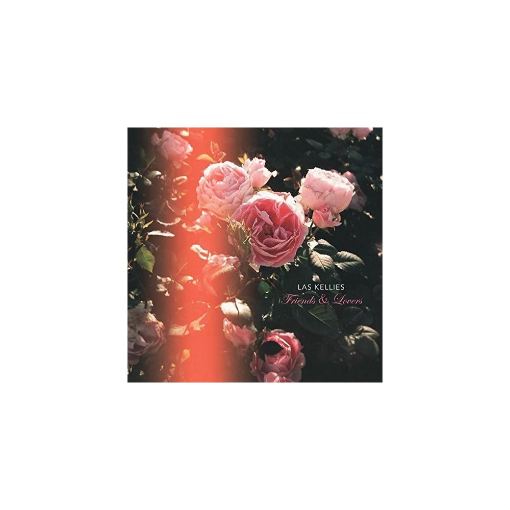Las Kellies - Friends & Lovers (Vinyl)