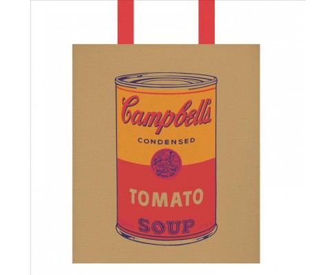 Andy Warhol Campbell's Soup Tote Bag (Accessory) - image 1 of 1