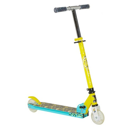 Despicable Me Minions Folding Scooter - Yellow - image 1 of 5
