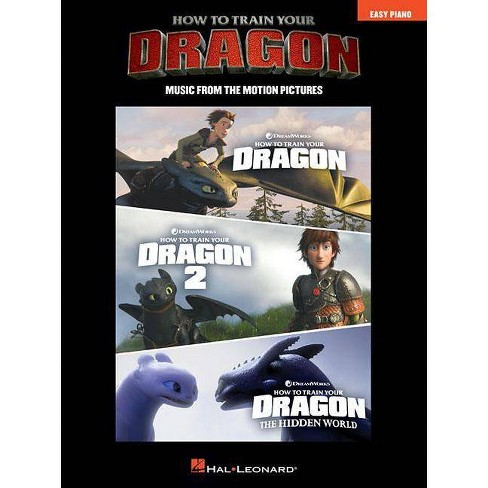 How to Train Your Dragon - (Paperback) - image 1 of 1