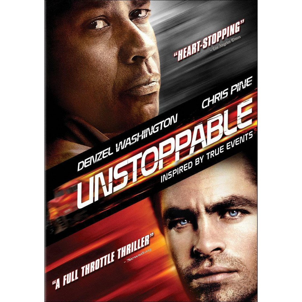 Unstoppable (dvd_video), Movies