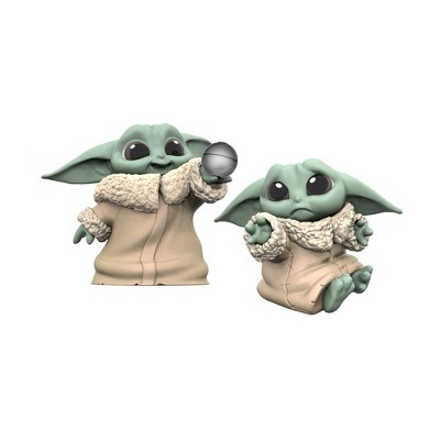 Star Wars The Bounty Collection The Child Collectible Toys Don't Leave, Ball Toy Figure 2-Pack