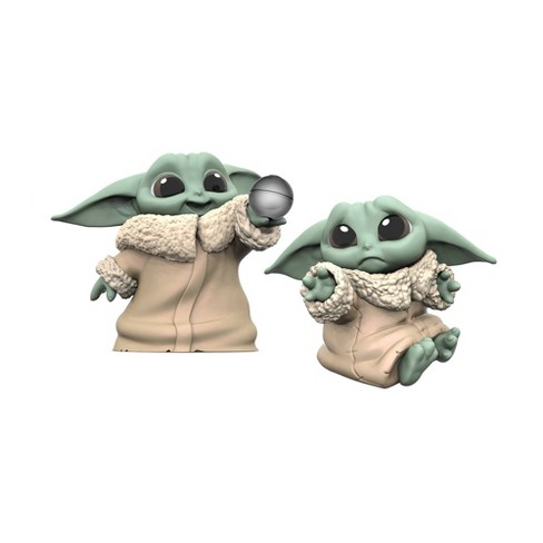 Star Wars The Bounty Collection The Child Collectible Toys Don't Leave, Ball Toy Figure 2-Pack - image 1 of 4