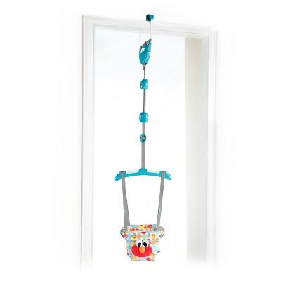 Bright Starts Sesame Street I Spot Elmo! Door Jumper