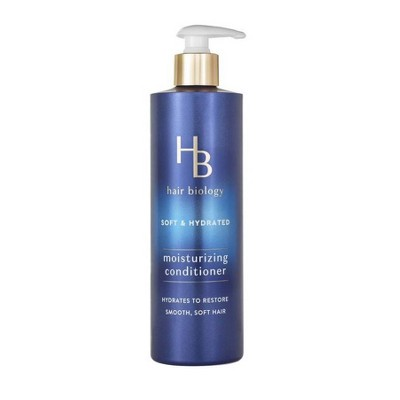 Hair Biology Moisturizing Conditioner with Biotin for Hydrated for dry hair  -  12.8 fl oz