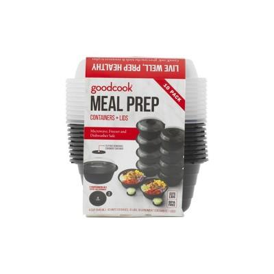 Good Cook Meal Prep Bowl - 10ct