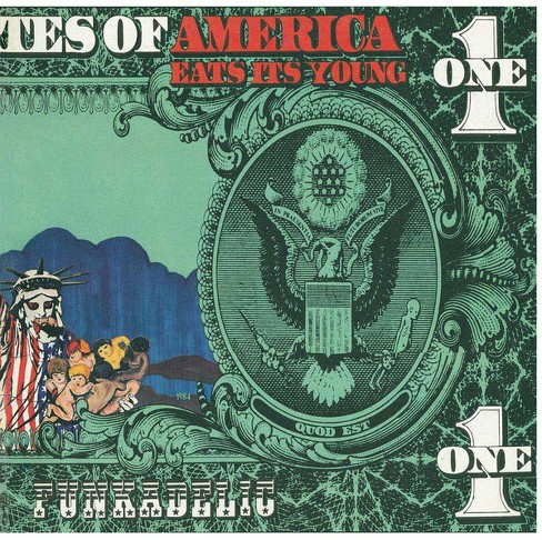 Funkadelic - America eats its young (Vinyl) - image 1 of 1