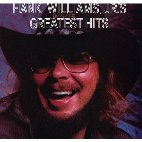 Hank Williams, Jr. - Greatest Hits (Curb) (CD) - image 1 of 1
