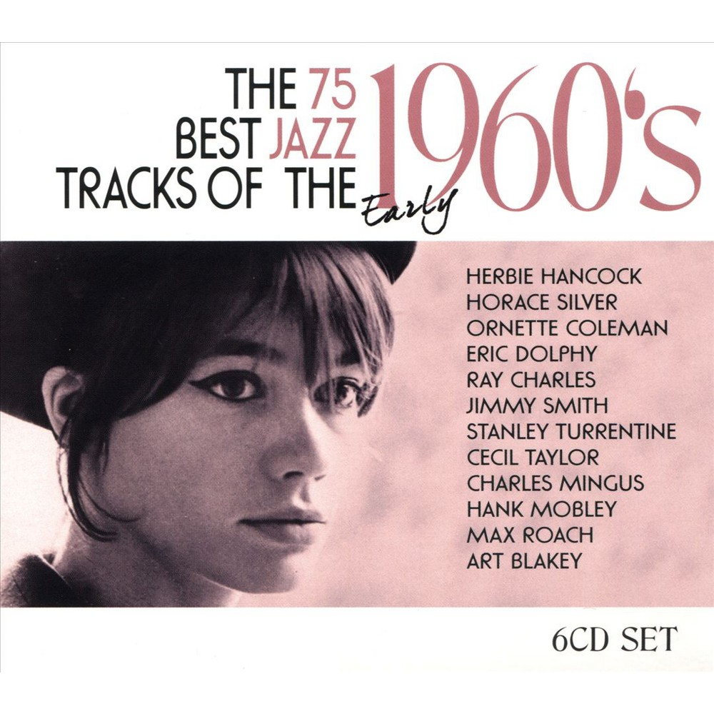 Various - 75 Best Jazz Tracks Of The 1960s (CD)