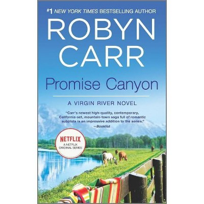 Promise Canyon ( Virgin River) (Reprint) (Paperback) by Robyn Carr