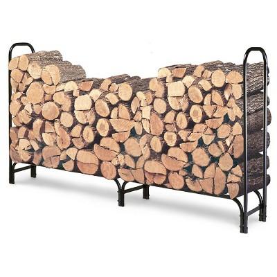 Landmann Log Storage Tubular Steel 8-Foot Log Rack Holder