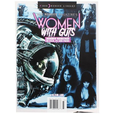 Rue Morgue Magazine Rue Morgue Library #10: Women With Guts