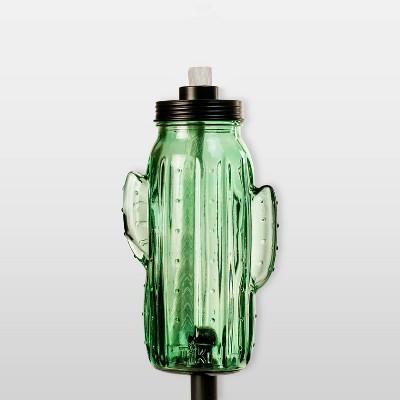 Chico Cactus 2-n-1 Torch Green - TIKI