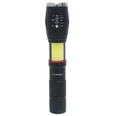 As Seen on TV Bell + Howell Tac Light Elite LED Flashlight